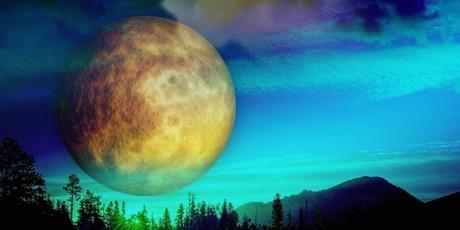 Luna Llena en Libra, el destete